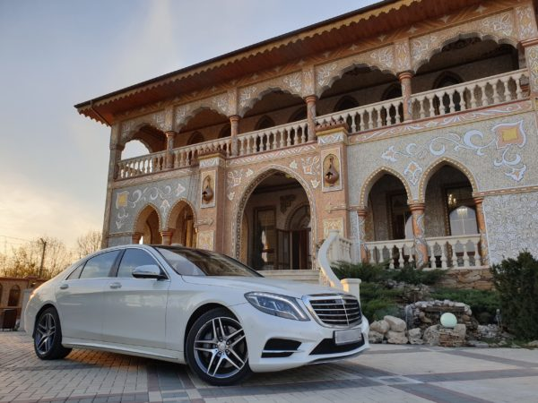 Мercedes S-class W222 Long AMG пакет